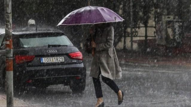 Αλλάζει ο καιρός: Έρχονται καταιγίδες, νοτιάδες και αφρικανική σκόνη   panathinaikos24.gr