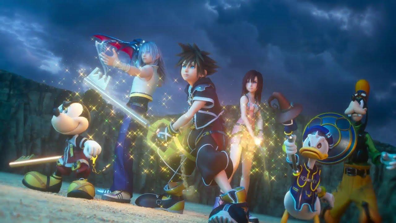 Δείτε μέρος της εισαγωγής για το Kingdom Hearts III   panathinaikos24.gr