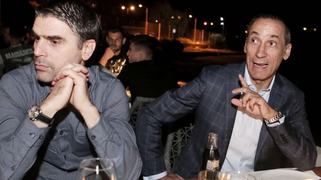Δείπνο στην Ακρόπολη ο Παναθηναϊκός   panathinaikos24.gr