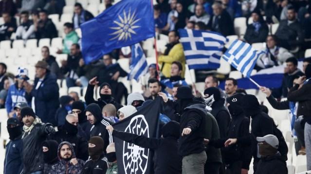 Καμπάνα στην Εθνική για τα ναζιστικά σύμβολα στο ΟΑΚΑ! | panathinaikos24.gr