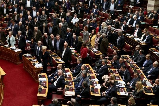 Πέρασε με 153 ψήφους η Συμφωνία των Πρεσπών   panathinaikos24.gr