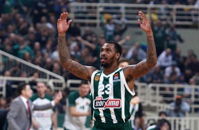 Κιλπάτρικ: «Δεν το έχω ξαναδεί αυτό» | panathinaikos24.gr