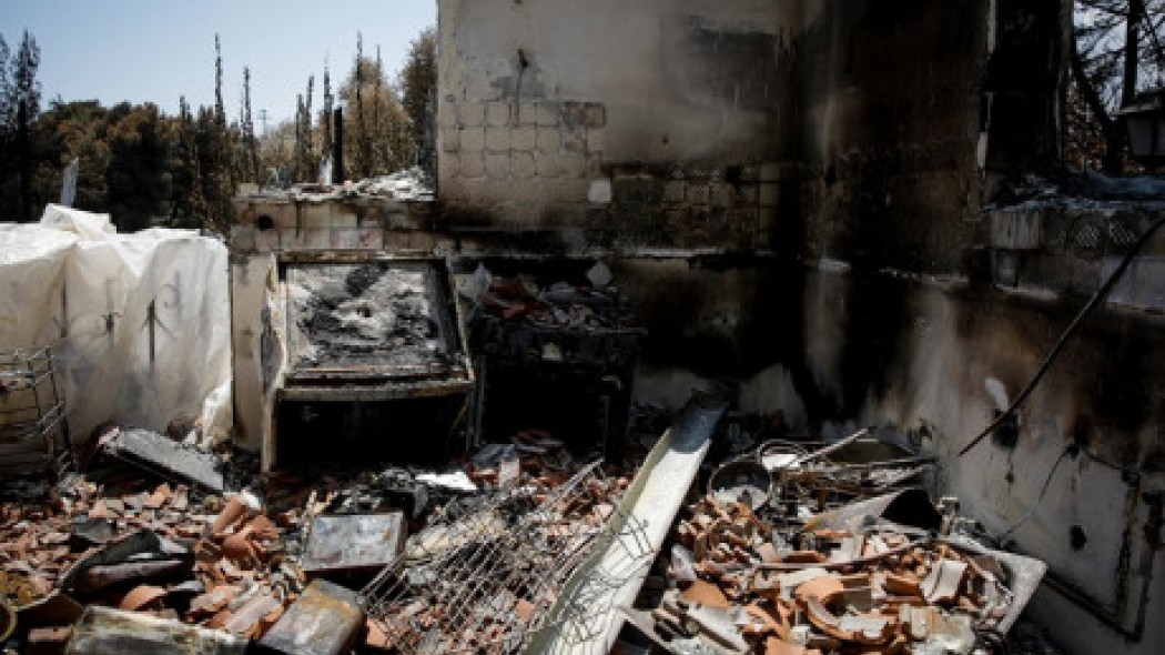 Αυτό είναι το πόρισμα για τις πυρκαγιές στο Μάτι   panathinaikos24.gr