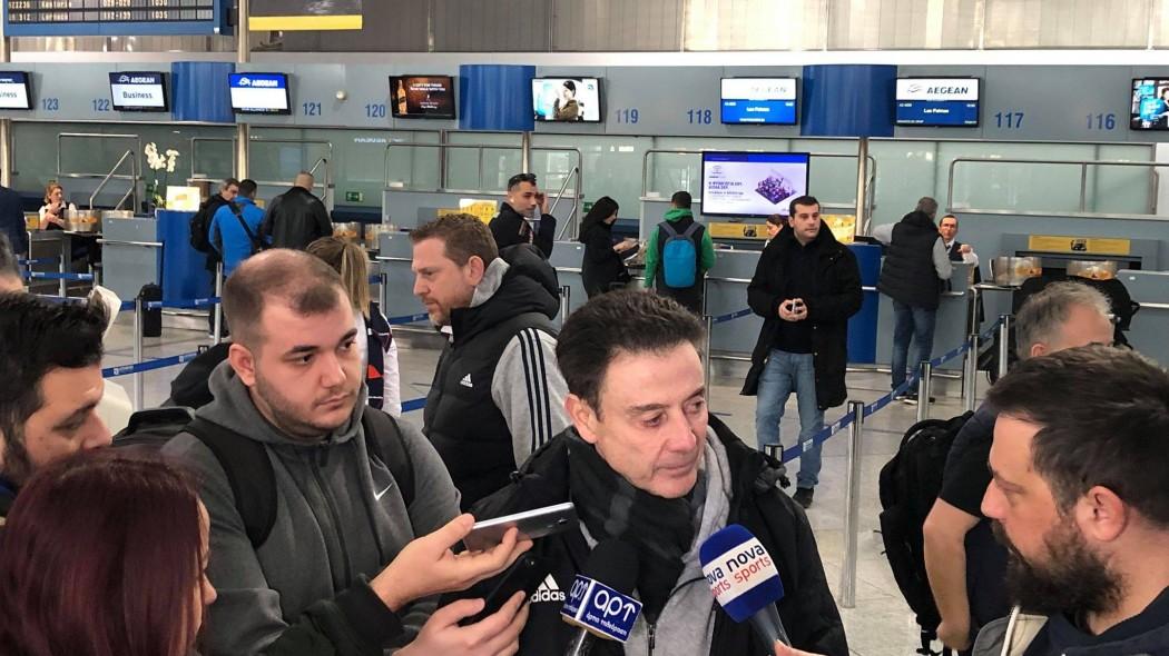 Πιτίνο: «Να δω άλλη εικόνα από τα προηγούμενα εκτός έδρας ματς»   panathinaikos24.gr