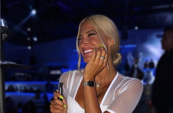 Λυπήσου μας: Νέο χτύπημα από την Ιωάννα Τούνη (pic) | panathinaikos24.gr