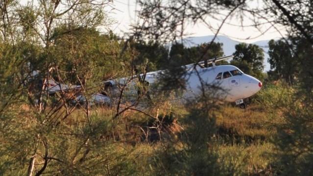 Νάξος: Έκλεισε το αεροδρόμιο – Αεροσκάφος έπεσε σε χαντάκι! | panathinaikos24.gr