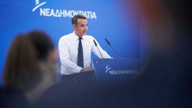 Αυτοί είναι οι υπουργοί του Μητσοτάκη – Ολα τα πρόσωπα – Ποιος αναλαμβάνει τον αθλητισμό | panathinaikos24.gr