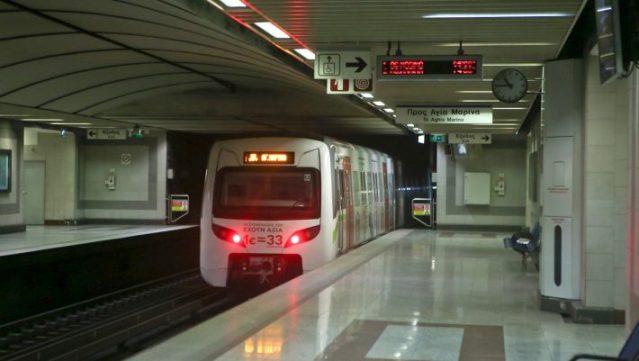 Άγιος Δημήτριος: Άνδρας έπεσε στις γραμμές του Μετρό   panathinaikos24.gr