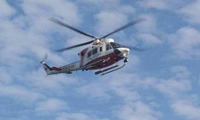 Έπεσε ελικόπτερο στον Πόρο | panathinaikos24.gr