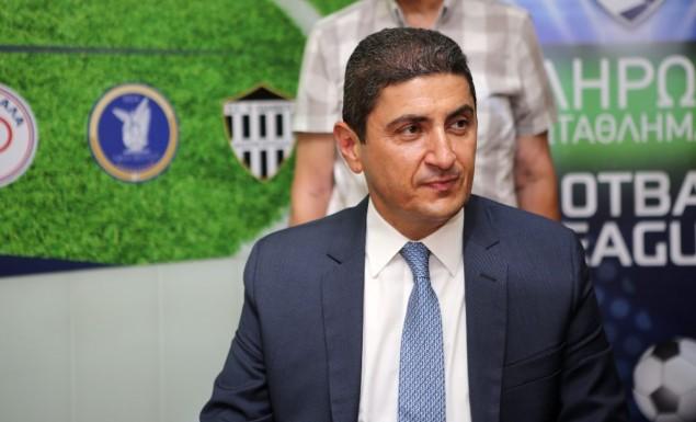 Αυγενάκης: «Οι εμπρηστικές δηλώσεις δεν συμβάλουν στη βελτίωση του ποδοσφαίρου» | panathinaikos24.gr