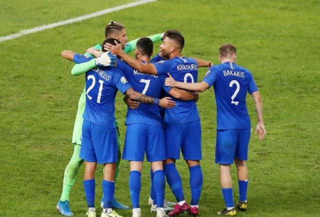 Υπαρκτό σενάριο πρόκρισης της Εθνικής στο Euro!   panathinaikos24.gr