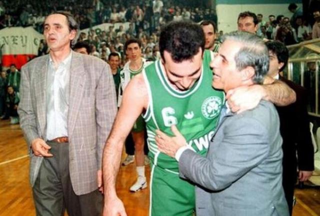 Το τέλος του Γκάλη και η αιώνια κόντρα   panathinaikos24.gr