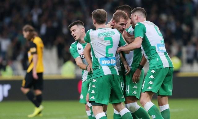 Δεσύλλας: «Το πάθος και τα τρικ από τον πάγκο έφεραν τη σπουδαία νίκη-ανατροπή» | panathinaikos24.gr