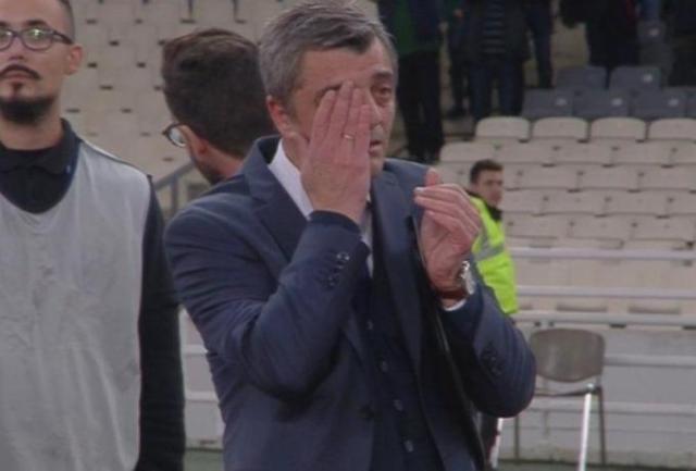 Ο λόγος που ο Παπαβασιλείου ξέσπασε σε κλάματα   panathinaikos24.gr