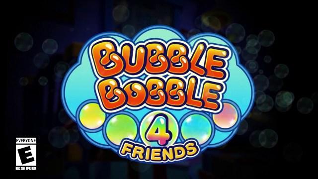 Νοσταλγικό trailer του Bubble Bobble 4 Friends | panathinaikos24.gr