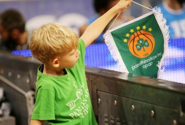 Παναθηναϊκός: Βίντεο γεμάτο παιδικά χαμόγελα (vid)   panathinaikos24.gr