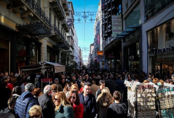 Εορταστικό ωράριο: Πώς θα λειτουργήσουν τα καταστήματα μέχρι την Πρωτοχρονιά | panathinaikos24.gr