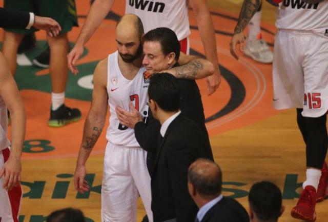 Ο Πιτίνο θέλει τον Σπανούλη   panathinaikos24.gr