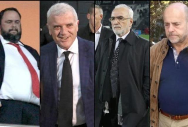 Αποκάλυψη: Τότε θα γίνει η συνάντηση των Big – 4! | panathinaikos24.gr