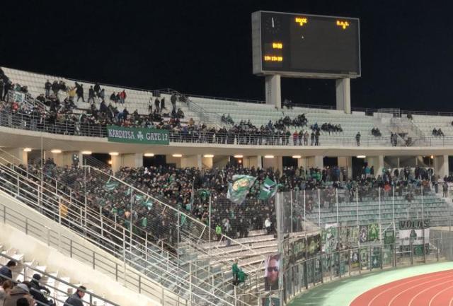 Παναθηναϊκός: Χωρίς κόσμο στο Ηράκλειο | panathinaikos24.gr