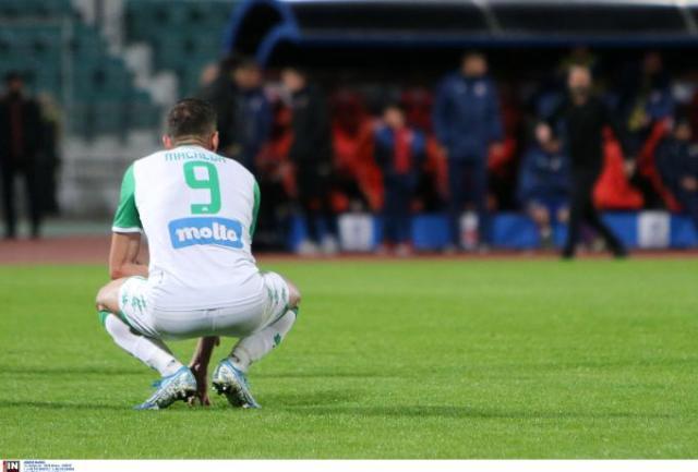 Το απογοητευτικό 4-5-4, το πρόβλημα στην επίθεση και η μάχη των πλέι οφ | panathinaikos24.gr