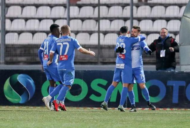 Το 1-0 του ΠΑΣ Γιάννινα με Παμλίδη (vid) | panathinaikos24.gr