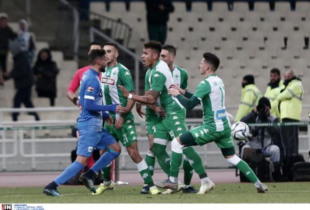 Γενική σύρραξη στο ΟΑΚΑ μετά το 3-1 του Παναθηναϊκού (vid)   panathinaikos24.gr