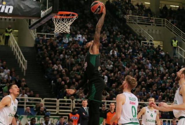 Τα highlights από την νίκη του Παναθηναικού επί της Ζαλγκίρις (vid) | panathinaikos24.gr