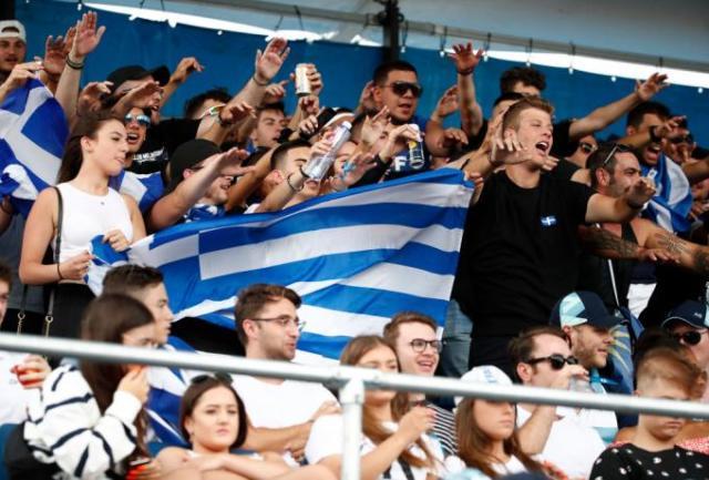 Έδιωξαν Έλληνες φιλάθλους από το Australian Open!   panathinaikos24.gr