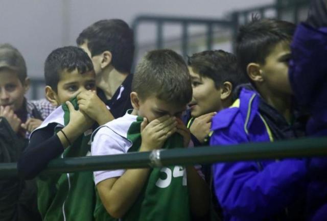 Ολυμπιακοί διέκοψαν το ματς με τη Δάφνη Δαφνίου (vid) | panathinaikos24.gr