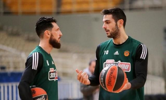 Ντεμπούτο Ράουτινς σε ματς… υποχρέωση   panathinaikos24.gr