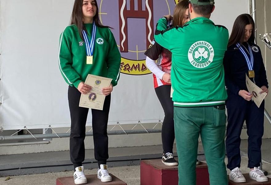 Παναθηναϊκός: Μετάλλια σε Θεσσαλονίκη και Σπάρτη | panathinaikos24.gr