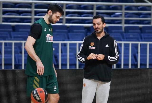 Ευχάριστα για τον Πιτίνο | panathinaikos24.gr