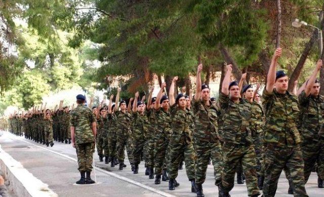 Λούφα και απαλλαγή: Αυτό είναι το πιο βυσματικό σωμα του στρατού (Pics) | panathinaikos24.gr