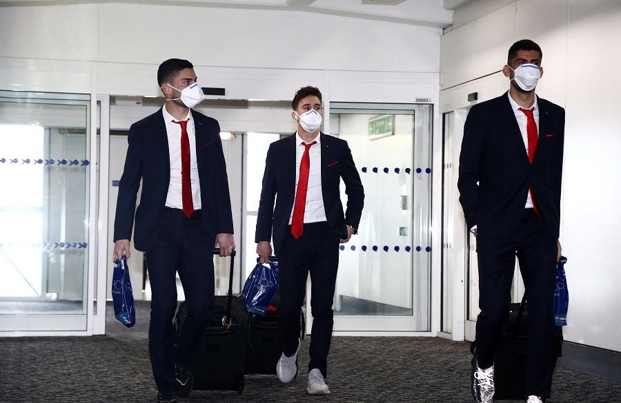 Πάνε για εξετάσεις όλοι οι παίκτες του Ολυμπιακού!   panathinaikos24.gr