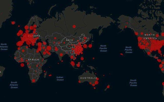 Η θέση της Ελλάδας στον παγκόσμιο «χάρτη» του κορωνοϊού | panathinaikos24.gr