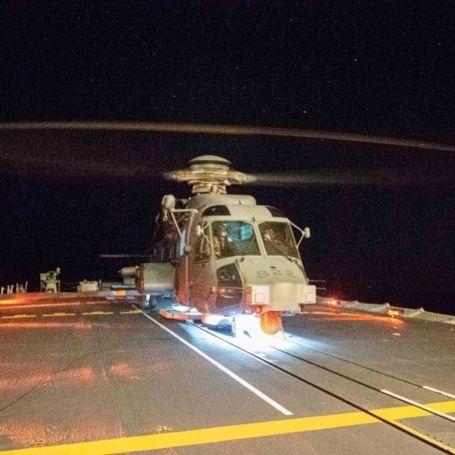 Έκτακτο: Tραγωδία στο Ιόνιο: Συνετρίβη το ελικόπτερο του ΝΑΤΟ με έξι επιβαίνοντες – Τουλάχιστον ένας νεκρός | panathinaikos24.gr