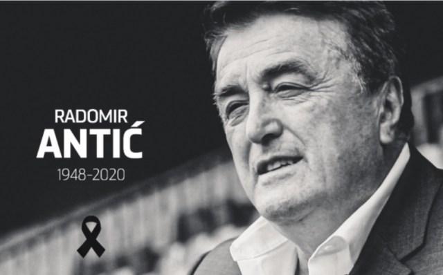 Πέθανε ο Ράντομιρ Άντιτς | panathinaikos24.gr