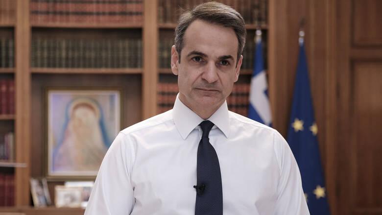 """Μητσοτάκης: """"Ενίσχυση 400 ευρώ στους μακροχρόνια άνεργους – Αυτή είναι η πιο κρίσιμη εβδομάδα""""   panathinaikos24.gr"""