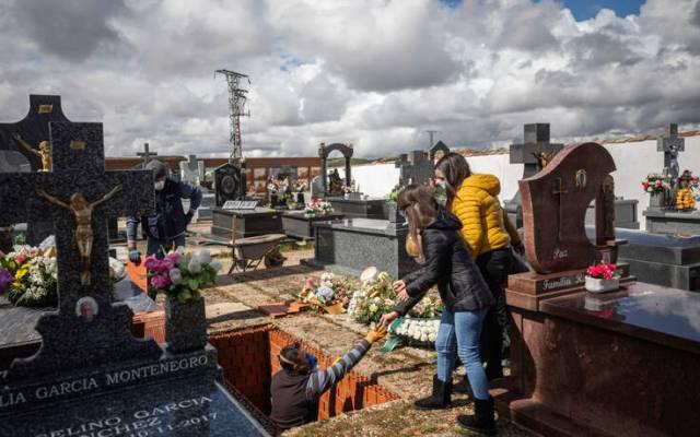 Κορωνοϊός: Μαύρη μέρα στην Ισπανία – 950 νεκροί μέσα σε μία νύχτα, 10.003 συνολικά! | panathinaikos24.gr