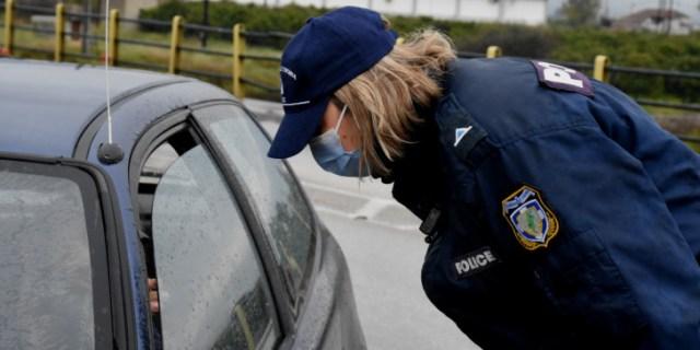 Απαγόρευση κυκλοφορίας: Άσκοπες μετακινήσεις και το Σάββατο – 974 πρόστιμα   panathinaikos24.gr