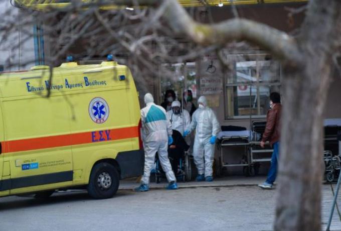 Κορωνοϊός στην Ελλάδα: Στους 100 οι νεκροί, κατέληξε 84χρονος | panathinaikos24.gr