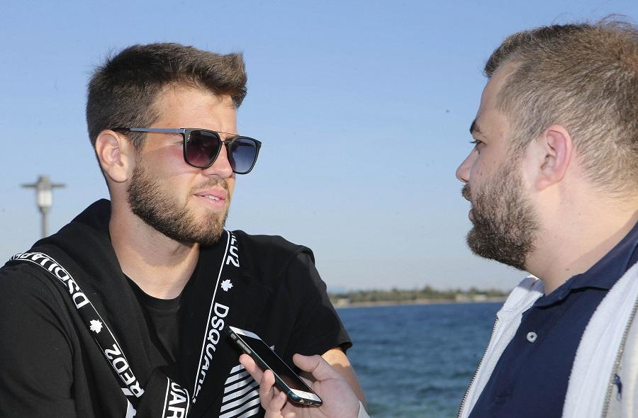 Αποκαλύψεις Αποστολάκη για την φυγή του από τον Παναθηναϊκό!   panathinaikos24.gr