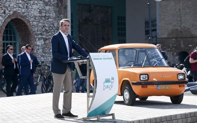 Μητσοτάκης: Η Ελλάδα θα μπει στην πρίζα – Πρόγραμμα επιδότησης για την αγορά ηλεκτρικών οχημάτων   panathinaikos24.gr