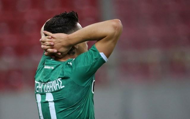 Παρατημένος στα play off με απόφαση Αλαφούζου-Ρόκα!   panathinaikos24.gr