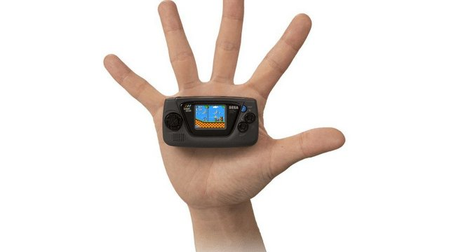Η SEGA επαναφέρει το Game Gear σε ακόμη μικρότερο μέγεθος   panathinaikos24.gr