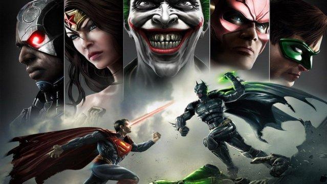 Κατεβάστε τώρα δωρεάν το εξαιρετικό fighting game Injustice: Gods Among Us | panathinaikos24.gr