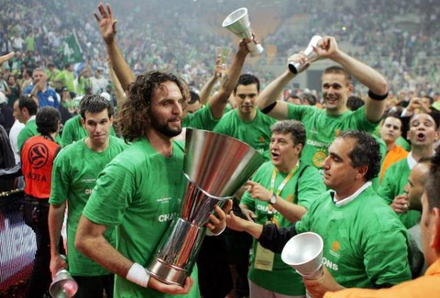 Euroleague για Αλβέρτη: «Ο άνθρωπος των 25 τίτλων» (Pic)   panathinaikos24.gr