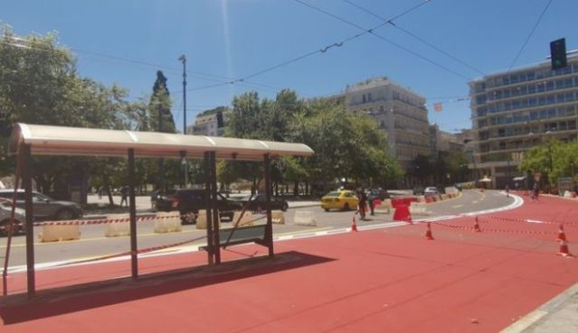 Μεγάλος Περίπατος: Έτσι είναι από σήμερα η πλατεία Συντάγματος | panathinaikos24.gr