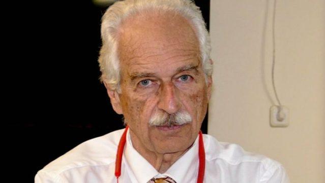 Η αιρετική άποψη του Καθηγητή Γουργουλιάνη για τον κορωνοϊό: «Ετοιμαστείτε να χορέψουμε»   panathinaikos24.gr